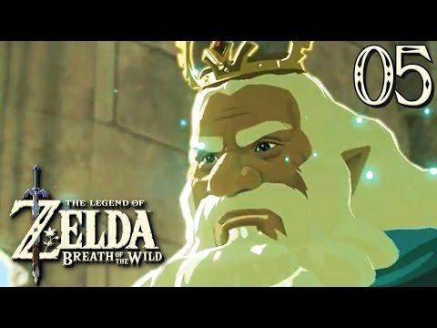 Zelda Breath of the Wild #05 : LA LÉGENDE SE DÉVOILE !