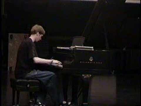 Summer Waltz - Piano