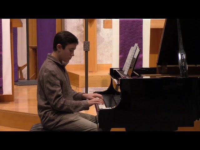 11 Schumann, The Wild Rider