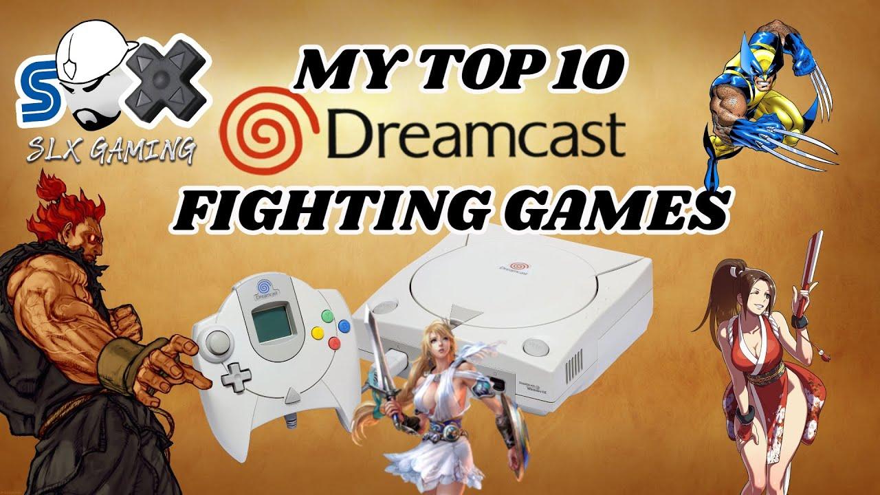 Download My Top 10 Sega Dreamcast Fighting Games