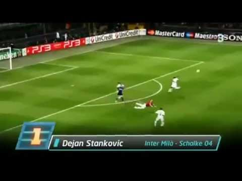 UEFA Champions League Top 10 Goals 2010-11 Season