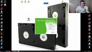 Tuto : Enregistrer vos cassettes VHS sur ordinateur (Sauvegarder vos K7 en fichier numérique)
