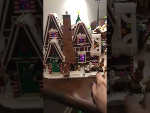 Lego ginger house review