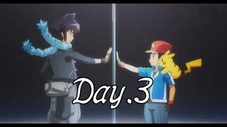 Pokémon XY&Z 小智才是卡洛斯聯盟的真冠軍!Day.3
