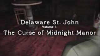 DELAWARE ST. JOHN I : THE CURSE OF MIDNIGHT MANOR - Big Fish Games Trailer