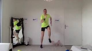 Coach B-Run - Préparation Physique - Challenge Numéro 21