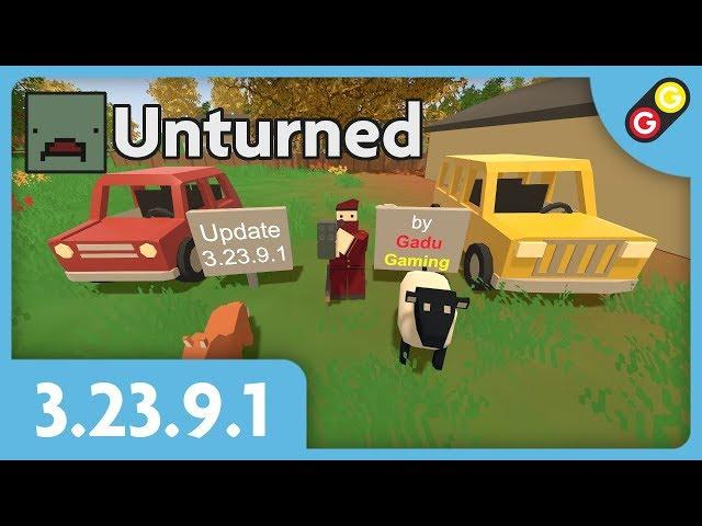 GG - Unturned - Update 3.23.9.1 [FR]