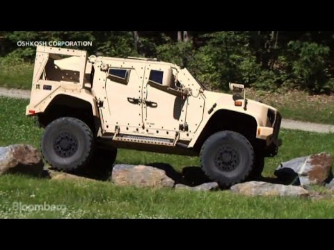 Military Truck Challenge: Can Your Vehicle Climb Walls?