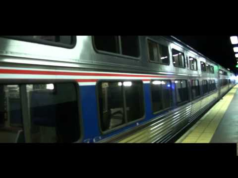 Amtrak Viewliner Sleeper Car