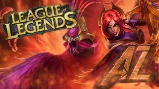 A-Z League of Legends: Quinn - Ciągle na TOPIE
