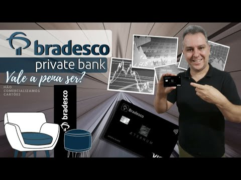 Bradesco Private Bank - Você conhece? - Cartão de Crédito Alta Renda