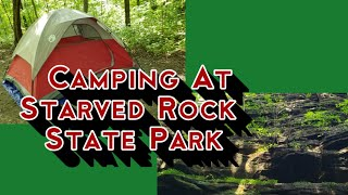 Camping at Starved R๐ck | Camp Tour and French Canyon