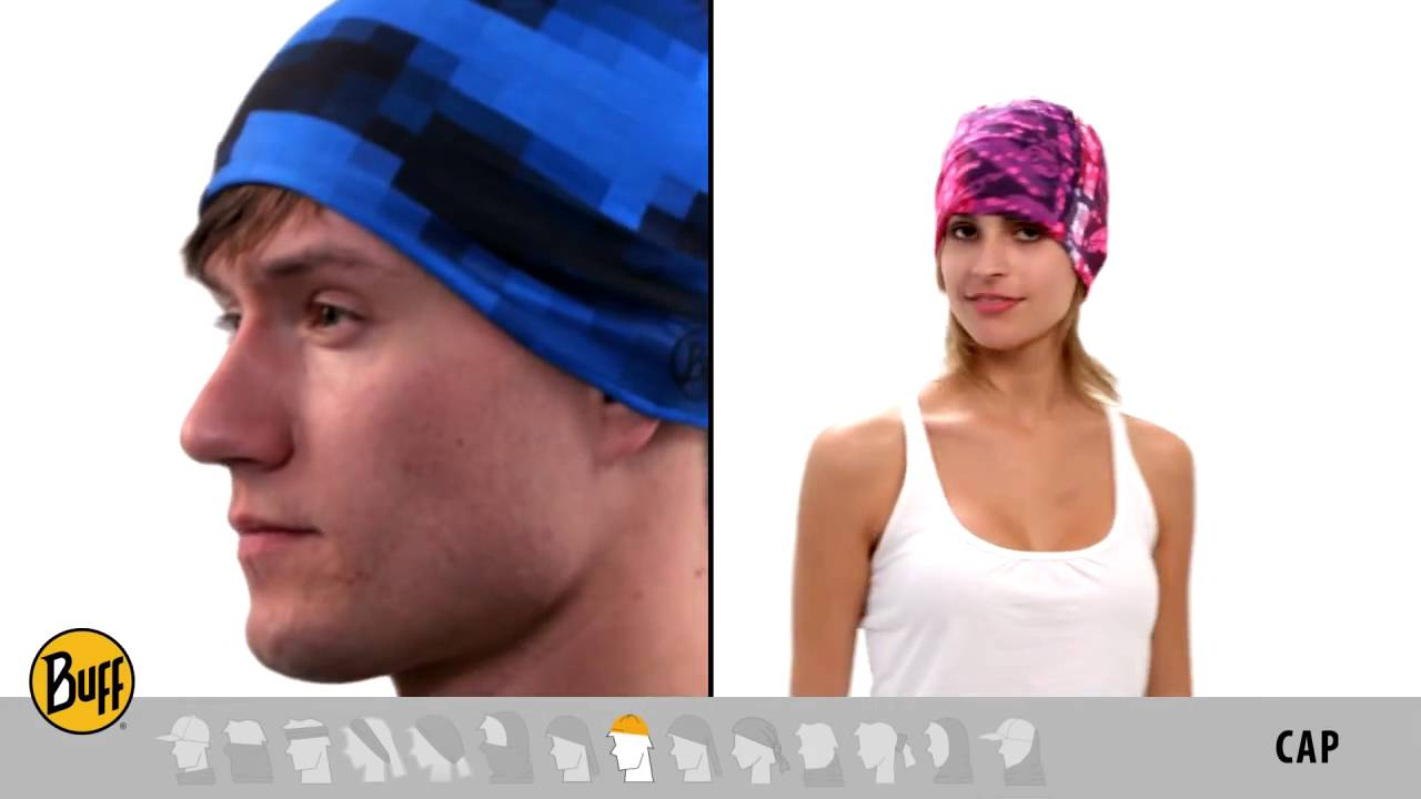 How to Wear Original BUFF® Headwear - YouTube 94941687ff2