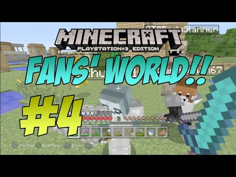 EthanGamerTV Fans' Minecraft World - Episode #4 (KID GAMING)