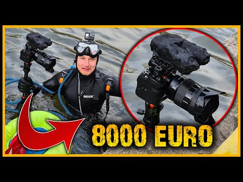 Magnetangeln - 8000€ Kamera kaputt? - Outdoor Bushcraft Deutschland