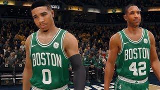 NBA Today 12/17/2017 - Boston Celtics vs Indiana Pacers - Full NBA Game Live (NBA Live 18)