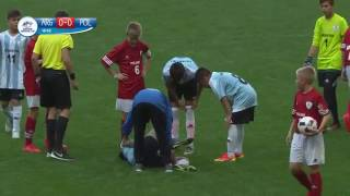 Argentina vs Poland - Ranking match 5/6 - Full Match - Danone Nations Cup 2016
