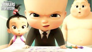 今度は赤ちゃんvs猫!?『ボス・ベイビー: ビジネスは赤ちゃんにおまかせ!』特別映像