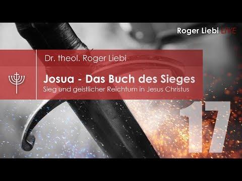 Josua - Sieg und geistlicher Reichtum in Jesus Christus - Teil 17 (Josua 20)