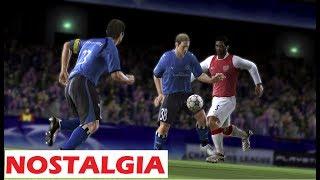 Nostalgia.........UEFA Champions League 2006–2007 VIdeo Game