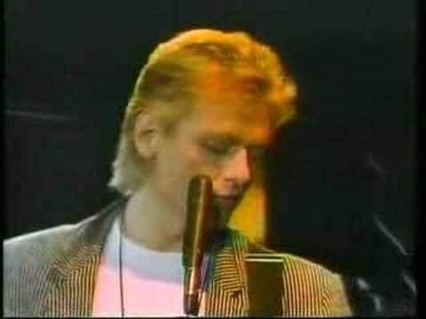 The Cars - Drive - Live
