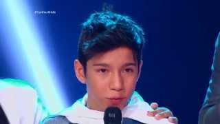 Davyana, Sara y Camilo cantaron Fuiste tú de R. Arjona – LVK Col – Batallas – Cap 28 – T2