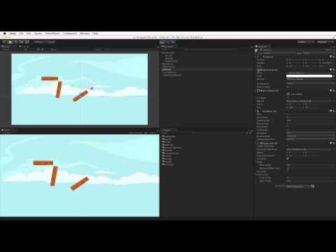 Hinge Joint 2D - Official Unity Tutorial