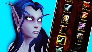 BFA How To Pick A Main - World of Warcraft: Battle For Azeroth (BETA)
