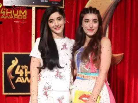 4th Hum Awards 2016 Red Carpet