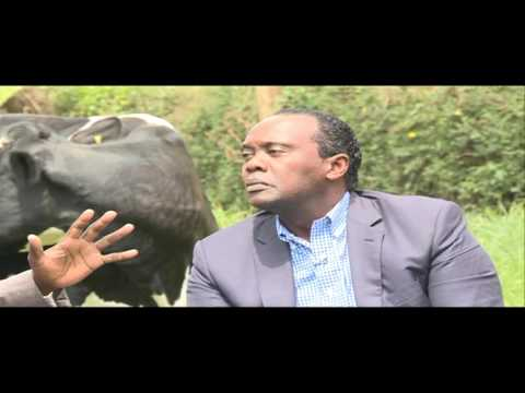 Jeff Koinange Live: Agriculture Talk with CS Willy Bett, 17th August 2016 Part 1