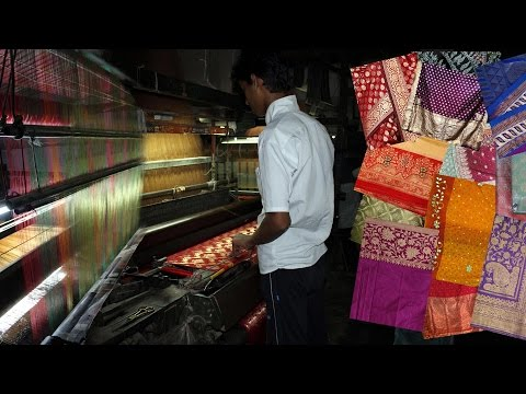 In Search of the Kitchen of Benarasi Saree - A Documentary
