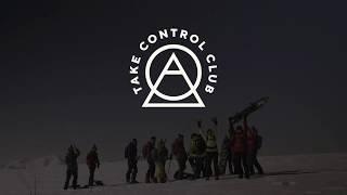 P 1 Take Control Club Heliski Kamchatka 2019 March