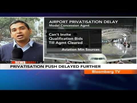 Newsroom- Airport Privatisation Delayed Further
