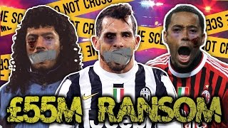 10 football kidnappings that shocked the world!