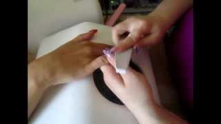 Doplnění gelových nehtů - 1. část