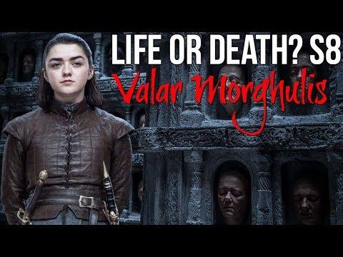 The Faceless Mens Endgame Theory - Game of Thrones Season 8