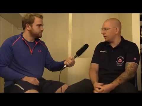 Ryan Barrett Former World Champion (UK) speaks about Djamel Dahou