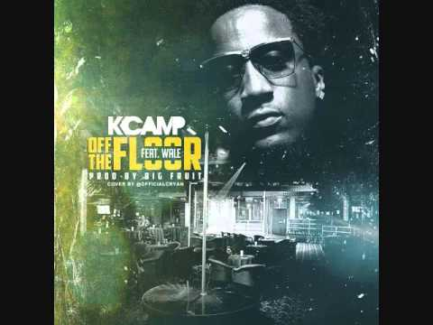K Camp ft Wale - Off The Floor Instrumental