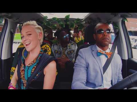 SaRaha - Kengele Carpool Karaoke