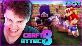 MEIN OP STUFF WIRD GEKLAUT! D: | CRAFT ATTACK 8 #03