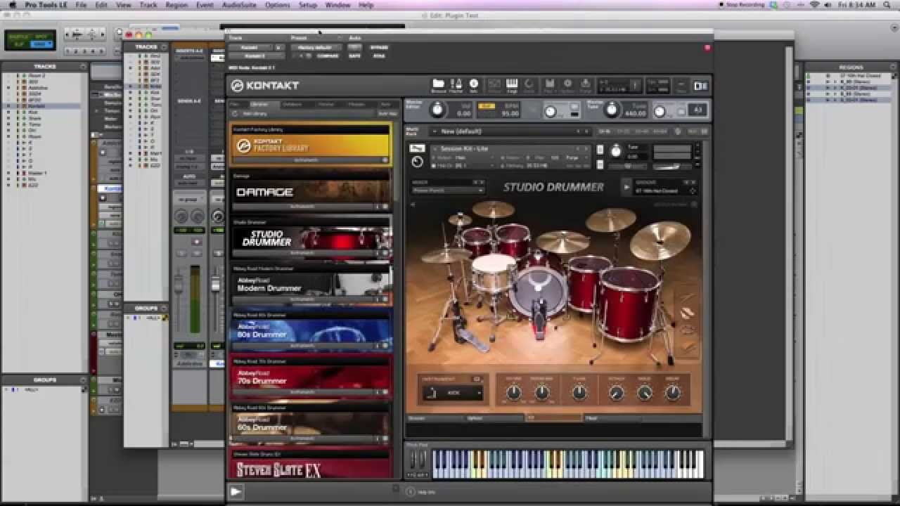 how to add multiple output protools