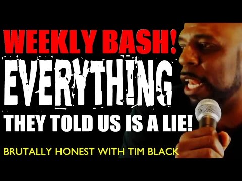 Brutally Honest with Tim Black Live! ( Cecil The Lion Got Too Much Attention!)