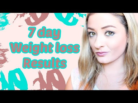 GM Diet - 1 Week after RESULTS  | AllyBabe