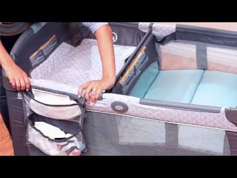 Graco Pack 'n Play with Change n Carry Changing Pad