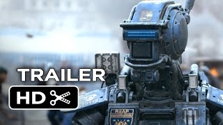 Video Chappie Official Trailer #1 (2015) - Hugh Jackman, Sigourney Weaver Robot Movie HD download MP3, 3GP, MP4, WEBM, AVI, FLV Oktober 2018