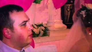Поздравление от родителей невесты.