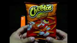 Are Cheetos Really Flammable?