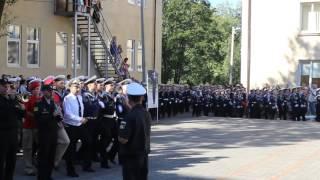 1 сентября 2016 год в кадетском корпусе им А. Первозванного г.Калининград