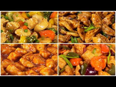 4 особенных рецепта КУРИЦЫ ПО-КИТАЙСКИ за 30 минут, которые захочется повторить, от Всегда Вкусно!