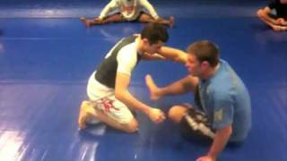 San Jose Jiu Jitsu Move of the Week- With Caio Terra ans Jake Shields –  No-Gi Techniques